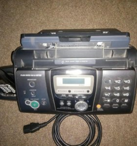 Телефон - факс - копир Panasonic KX-FC233