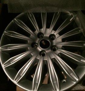 Новые оригинальные литые диски R17 1923222