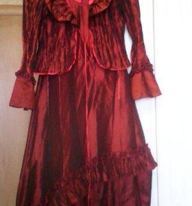 Платье вечернее для девочки от 10 до 16 лет
