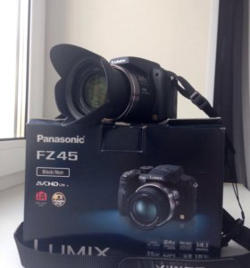 Panasonic FZ45 LUMIX