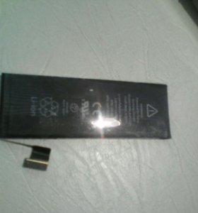Аккумулятор для IPhone 5 Li1440 (oem)