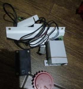Электронный замок с пультом для холодильника