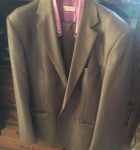Костюм, (пиджак,брюки,рубашка)182-104-92