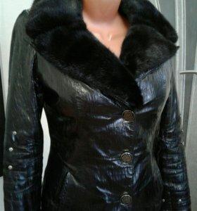 Куртка зима 42.