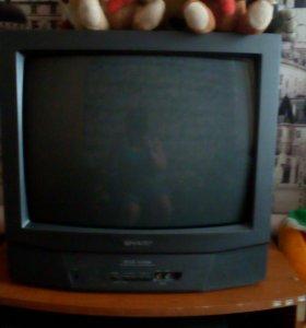 Телевизор цветной монолит