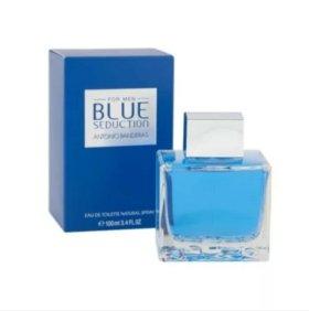 Antonio Banderas,Blue Seduction 100ml(Муж)