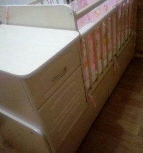 Кровать- трансформер!!!