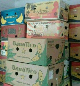 """коробка """"бананка"""""""