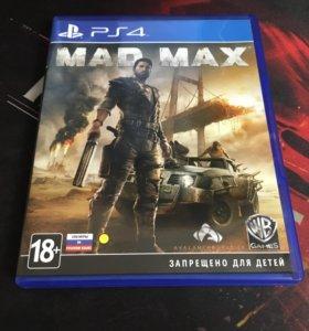 Продам MAD MAX на PS4