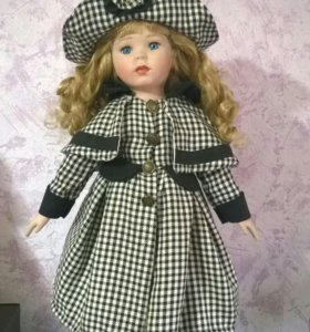 Кукла винтажная Leonardo Collection