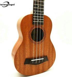 Укулеле- Гавайская гитара. Music