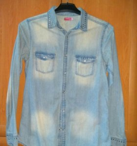 Рубашка futurino для девочек