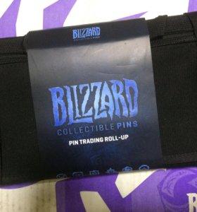 Сумочка для значков Blizzard