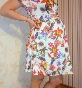 Платье для беременных и кормящих. Новое