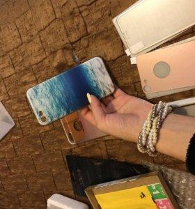 Чехлы для айфон 7