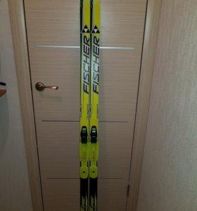Лыжный инвентарь FISCHER