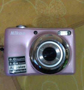 Фотокамера Nikon Coolpix