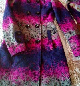 Молодёжное пальто (шерсть)