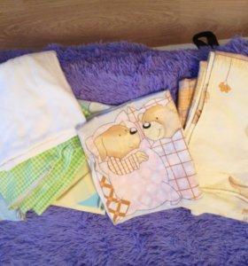 Постельное белье для детской