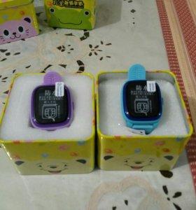 Детские часы smart wath