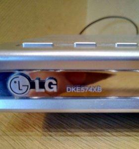 LG dvd с караоке
