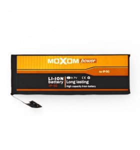 Аккумулятор MAXOM для iPhone 5S, 6
