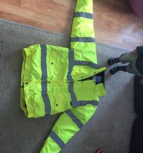 Куртка мужская лыжи/сноуборды XL