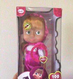 Кукла Маша новая говорящая