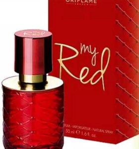 Парфюмерная вода My Red