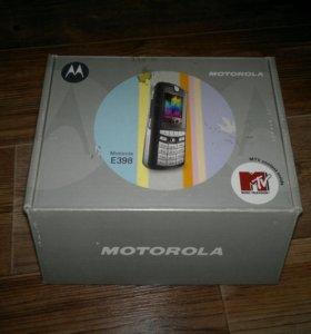 Коробка с доками от Motorola E398