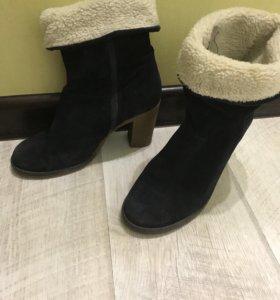 Ботинки зимние Mascotte