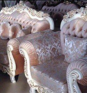 Комплект мягкой мебели 👑