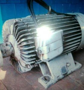 Продам электродвигатель ВЗ 55 кВт