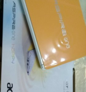 Acer Aspire one + сумка