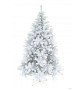 Елка белая новогодняя