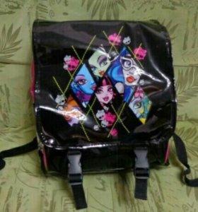 рюкзак новый, водонепроницаемый