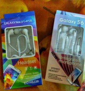 Гарнитуры Samsung (New 100%)