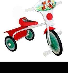 "Велосипед ""Малыш"""