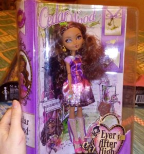 Кукла Ever After High Cedar Wood