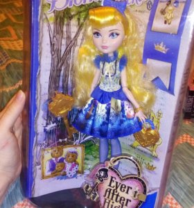 Кукла Ever After High Blondie Lockes