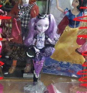 Кукла Ever After High Kittie Cheshire