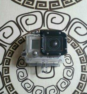 GoPro hero 3 black editions