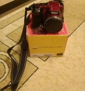 Фотоаппарат Nikon.COOLPIX L840