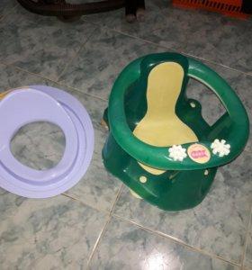 Стульчик для купания/накладка
