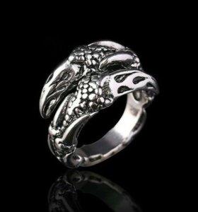 кольцо мужское сталь 20-21р