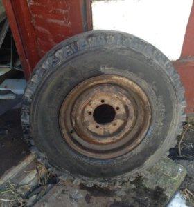 колесо УАЗ