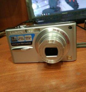 Фотоаппарат Panasonic Lumix DMC FX30