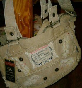 Новая Женская сумка (текстиль)