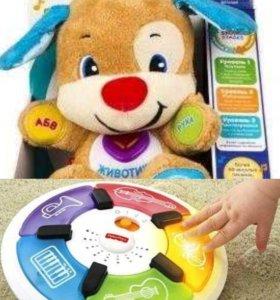Интерактивные игрушки Fisher-Price