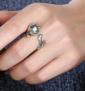 кольцо 16-16,5р.серебро 925 проба